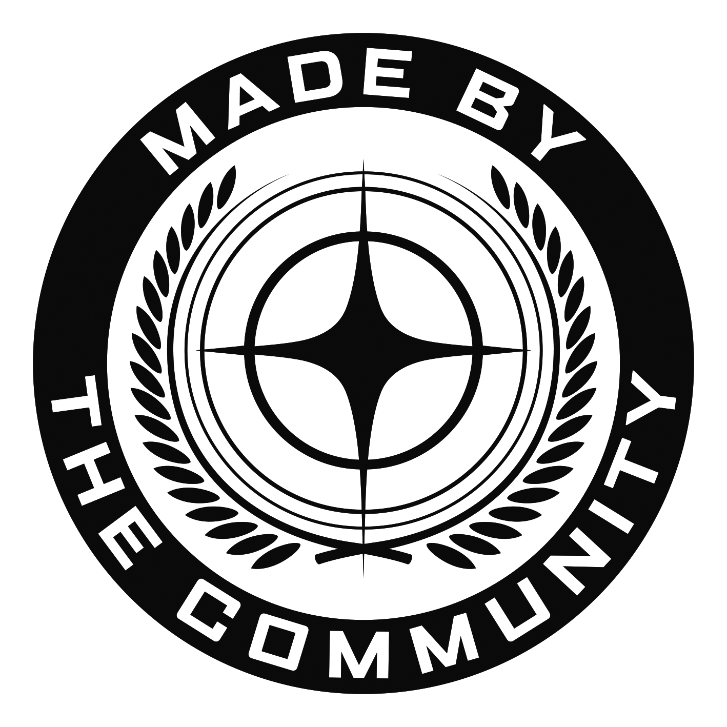 Made By The Community Logo